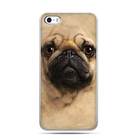 iPhone 6 etui na telefon pies szczeniak Face 3d