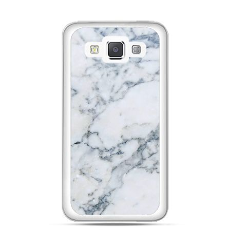 Etui na Galaxy A5 biały marmur