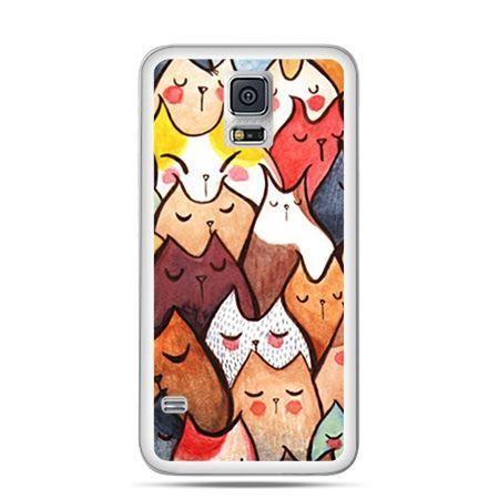 Etui na Samsung Galaxy S5 mini koty