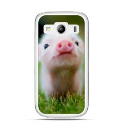 Galaxy  S3  etui świnka