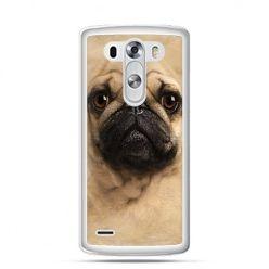 LG G3 etui pies szczeniak Face 3d