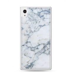 Xperia Z1 etui biały marmur
