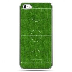 Etui na telefon piłka nożna boisko murawa.