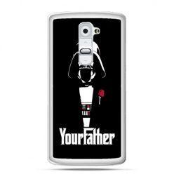 Etui na telefon LG G2 Your Father star wars