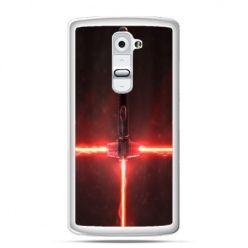Etui na telefon LG G2 miecz star wars