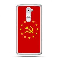 Etui na telefon LG G2 flaga ZSRR