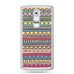 Etui na telefon LG G2 Azteckie wzory