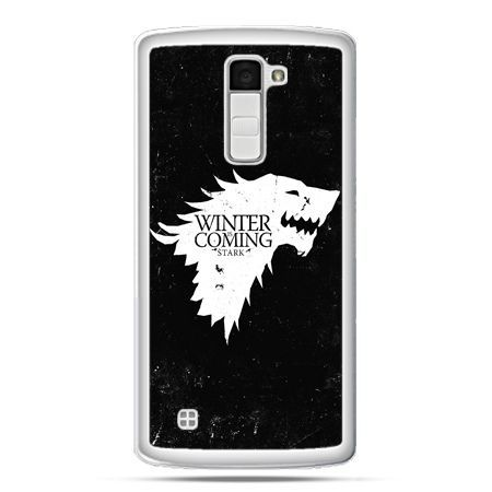 Etui na telefon LG K10 Winter is coming