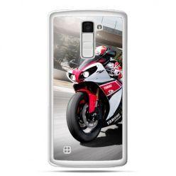 Etui na telefon LG K10 motocykl ścigacz