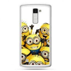 Etui na telefon LG K10 Minionki