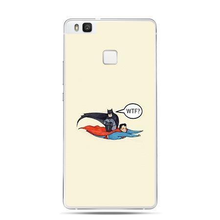 Etui na Huawei P9 Lite Batman WTF?