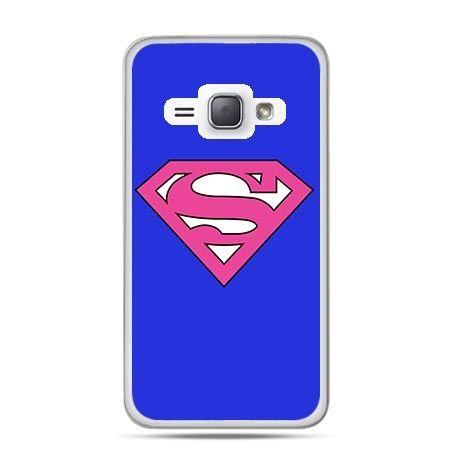 Etui na Galaxy J1 (2016r) Supergirl.