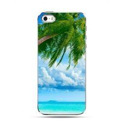 Etui na telefon rajska plaża.