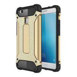 Pancerne etui na Huawei P9 Lite - Złoty