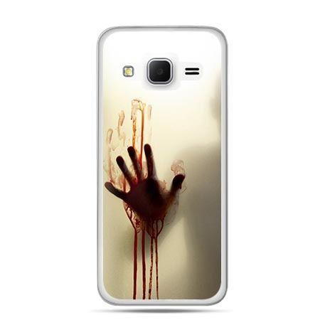 Etui na Galaxy J3 (2016r) Zombie