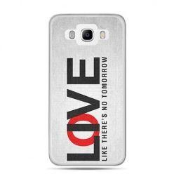 Etui na Galaxy J5 (2016r) LOVE LIVE