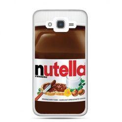 Etui na Galaxy J7 (2016r) utella czekolada słoik