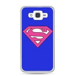 Etui na Galaxy J7 (2016r) Supergirl