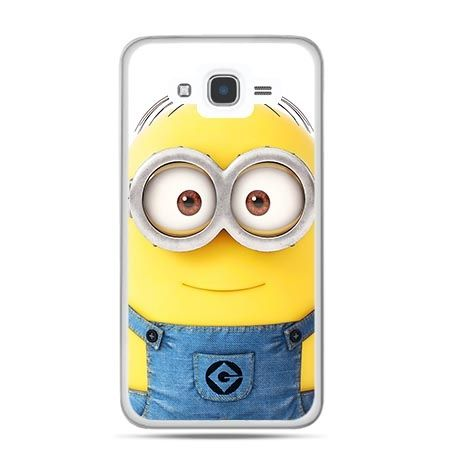 Etui na Galaxy J7 (2016r) minion