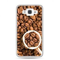 Etui na Galaxy J7 (2016r) kubek z kawą