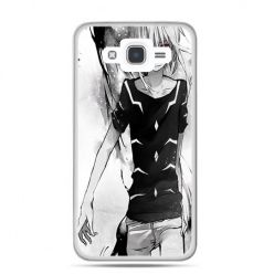 Etui na Galaxy J7 (2016r) Manga boy