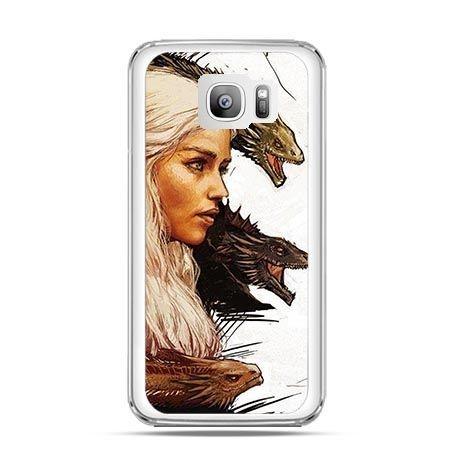 Etui na telefon Galaxy S7 Edge Gra o Tron Daenerys Targaryen