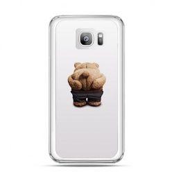 Etui na telefon Galaxy S7 Edge miś Paddington