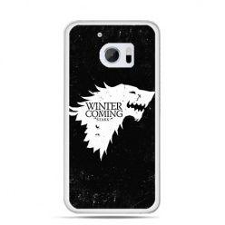 Etui na telefon HTC 10 Winter is coming