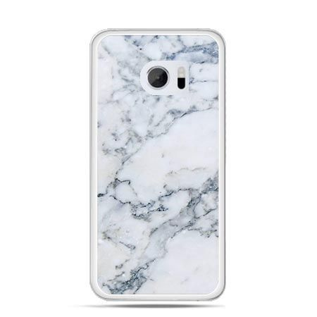 Etui na telefon HTC 10 biały marmur