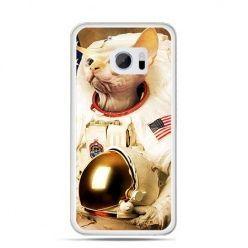 Etui na telefon HTC 10 kot astronauta