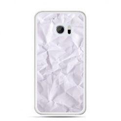 Etui na telefon HTC 10 pomięty papier