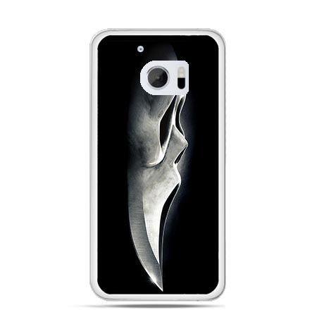 Etui na telefon HTC 10 maska krzyk