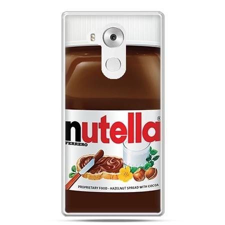Etui na telefon Huawei Mate 8 Nutella czekolada słoik