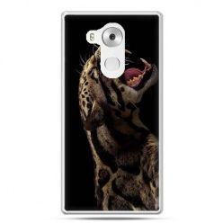 Etui na telefon Huawei Mate 8 lampart