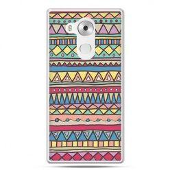 Etui na telefon Huawei Mate 8 Azteckie wzory