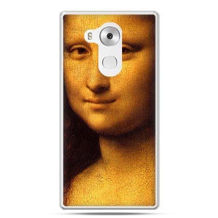 Etui na telefon Huawei Mate 8 Mona Lisa Da Vinci
