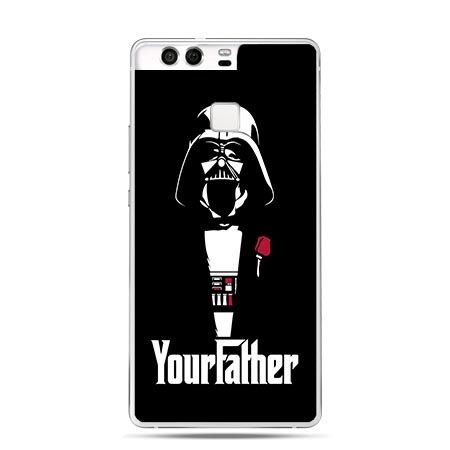 Etui na telefon Huawei P9 Your Father star wars
