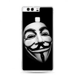 Etui na telefon Huawei P9 maska Anonimus