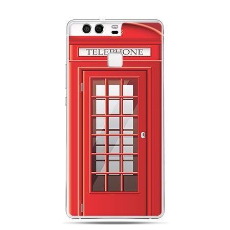 Etui na telefon Huawei P9 budka telefoniczna