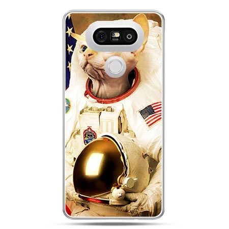 Etui na telefon LG G5 kot astronauta