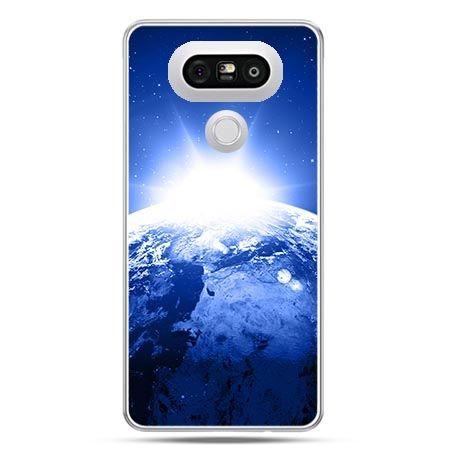 Etui na telefon LG G5 planeta ziemia