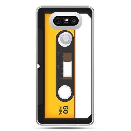 Etui na telefon LG G5 kaseta magnetofonowa