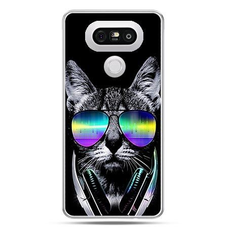 Etui na telefon LG G5 kot hipster
