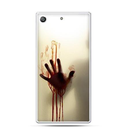 Etui na telefon Xperia M5 Zombie
