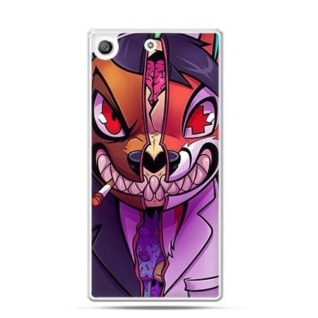 Etui na telefon Xperia M5 kot Manga