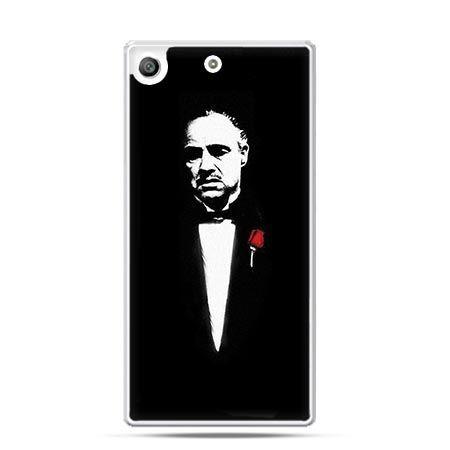 Etui na telefon Xperia M5 Ojciec chrzestny