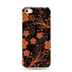 Etui nocne kwiaty iPhone 6 obudowa
