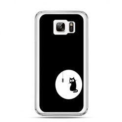Etui na Samsung Galaxy Note 7 kotek