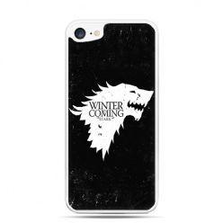 Etui na telefon iPhone 7 - Winter is coming