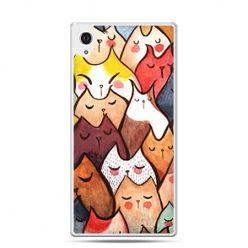 Etui na telefon Sony Xperia XA - koty